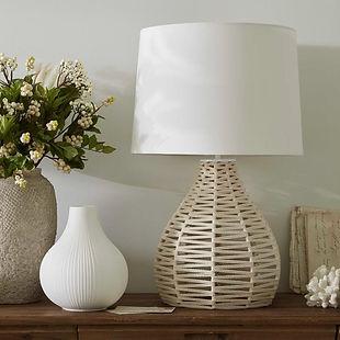 layered lounge natural rope lamp base.jp