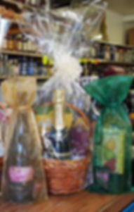 Special occasion? We'd be happy to customize a gift basket for you.