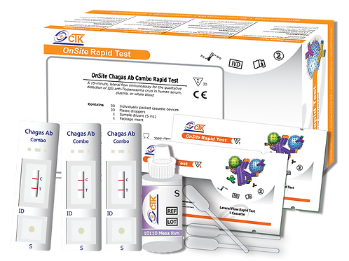 OnSite Chagas Ab Combo