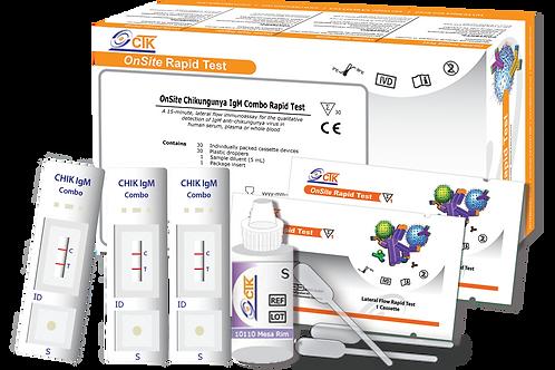OnSite Chikungunya IgM