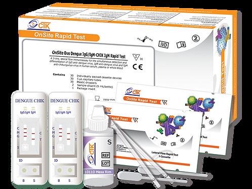 Onsite Duo Dengue Ag-IgG/IgM
