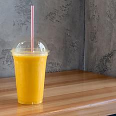 Молочный тайский манго шейк