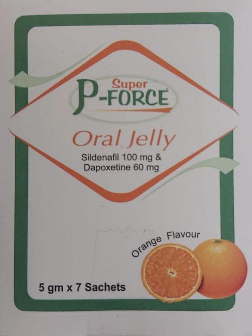 Super P Force Oral Jelly 14 Stück für 65CHF