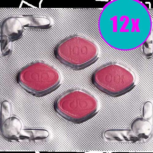 Lovegra 100mg 12 δισκία