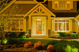 bigstock-Entrance-of-a-house-at-dusk-in-