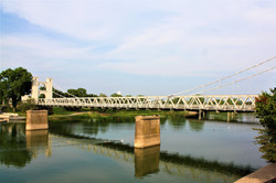 Waco Suspended Bridge
