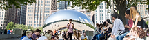 Students in front of the Cloud Gate.PNG