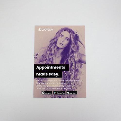 Hair Client Flyer
