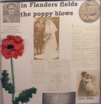 Wild plants and World War One