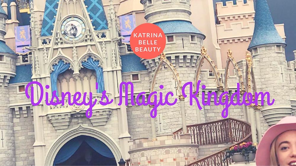 Katrina Belle Beauty - Disney's Magic Kingdom - Disney blogger - Orlando blogger - Disney bloggers - Katrina Belle - Orlando fashion blogger