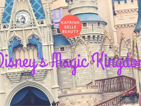Birthday at Magic Kingdom - Part 1