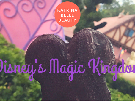 Birthday at Magic Kingdom - Part 2
