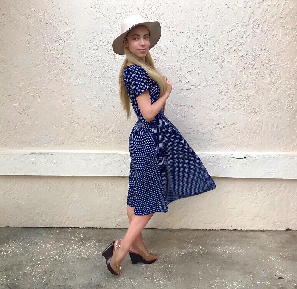Katrina Belle - Katrina Belle Beauty - Orlando fashion blogger - ootd - hats - Fashion blog - Fashion blogger