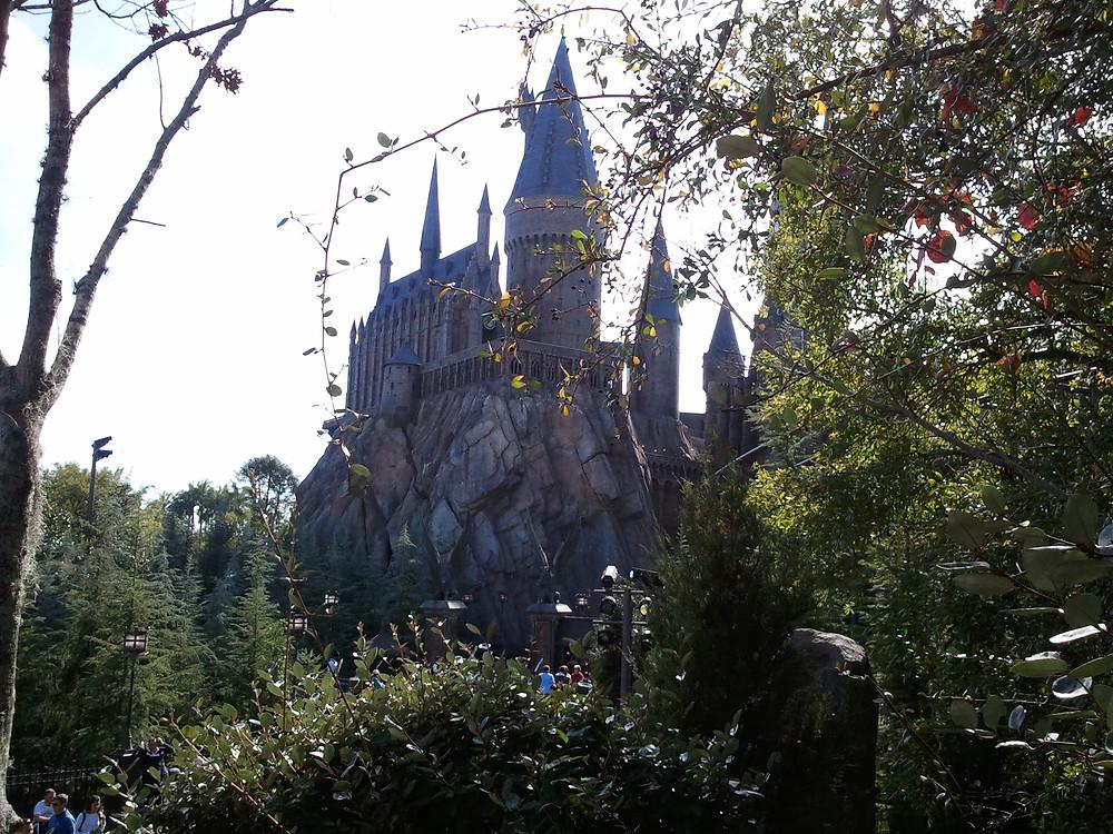 Katrina Belle - Katrina Belle Beauty - Orlando fashion blogger - Universal Orlando blogger - The Wizarding World of Harry Potter  - Hogwarts - Hogsmede
