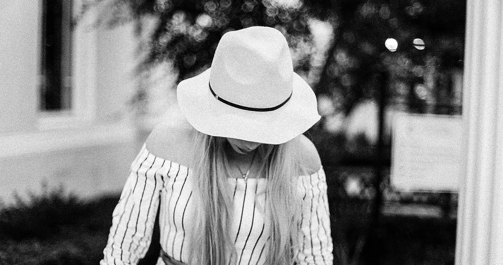 Katrina Belle - Katrina Belle Beauty - Orlando fashion blogger - Orlando fashion blog - Orlando blogger - Florida blogger - Florida fashion blogger  - Downtown Orlando - hat