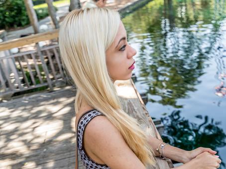 Lake Eola Photoshoot for Herachic