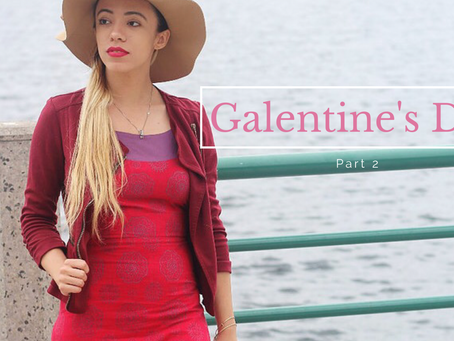 Galentine's Day Photoshoot - Part 2