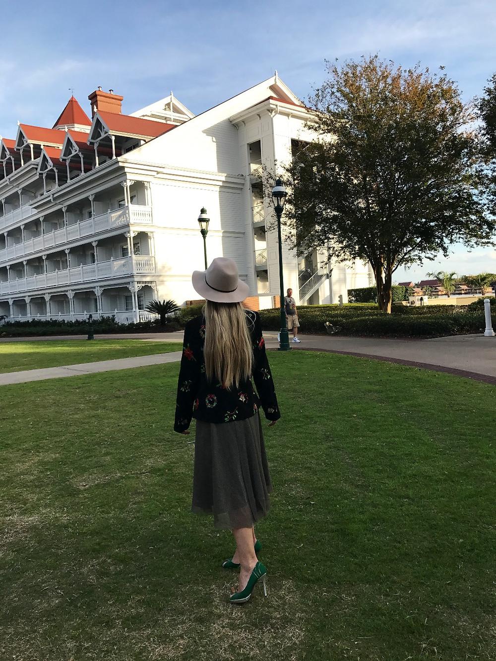 Katrina Belle - Katrina Belle Beauty - Orlando fashion blogger - Disney blogger - Grand Floridian Hotel