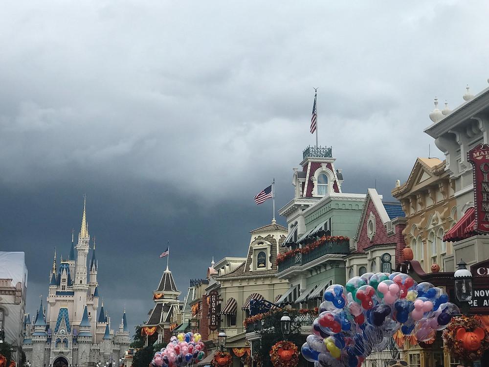 Magic Kingdom - Disney blogger - Katrina Belle Beauty