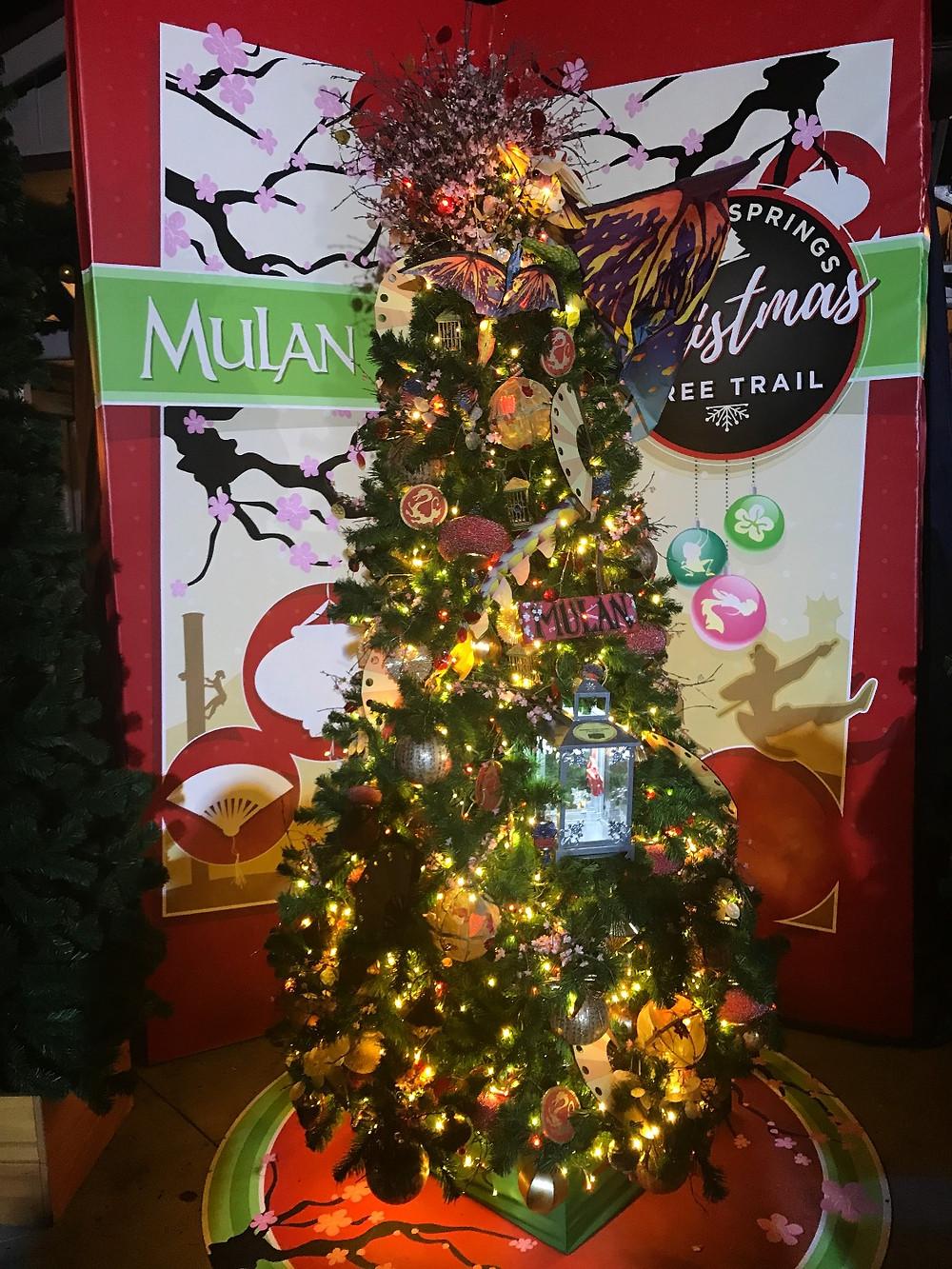 Katrina Belle - Katrina Belle Beauty - Orlando fashion blogger - Disney blogger - Disney Springs - Disney Christmas Trees