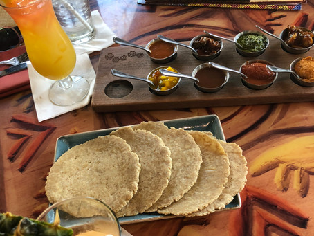 Sanaa: Authentic African Food at Disney's Animal Kingdom Lodge