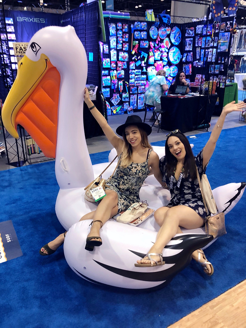 Orlando-Fashion-Bloggers-Katrina-Belle-Beauty-and-Lulu-Monty-Surf-Expo