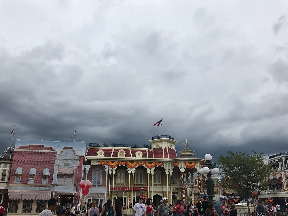 Magic Kingdom - Disney blogger