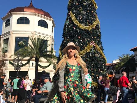 Orlando for the Holidays: Disney Springs