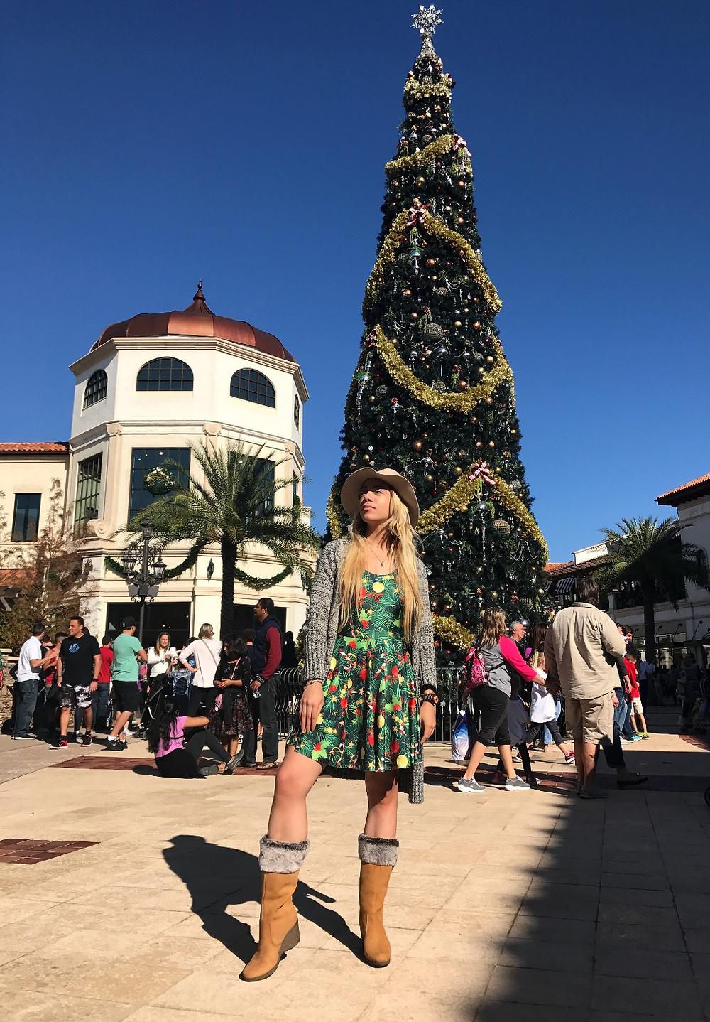 Katrina Belle - Katrina Belle Beauty - Orlando fashion blogger - Disney blogger - Disney Springs