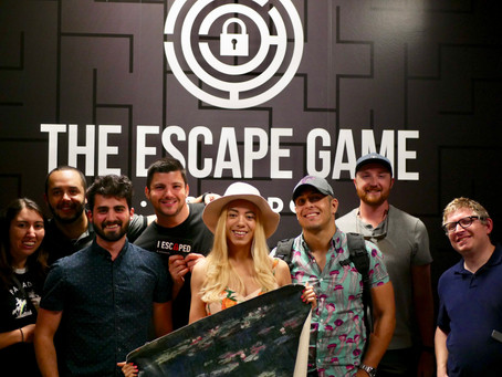The Escape Game on IDrive Orlando