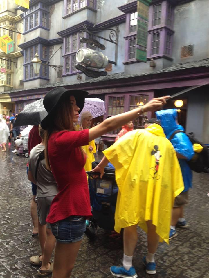 Katrina Belle - Katrina Belle Beauty - Orlando fashion blogger - Universal Orlando blogger - The Wizarding World of Harry Potter  - Diagon Alley
