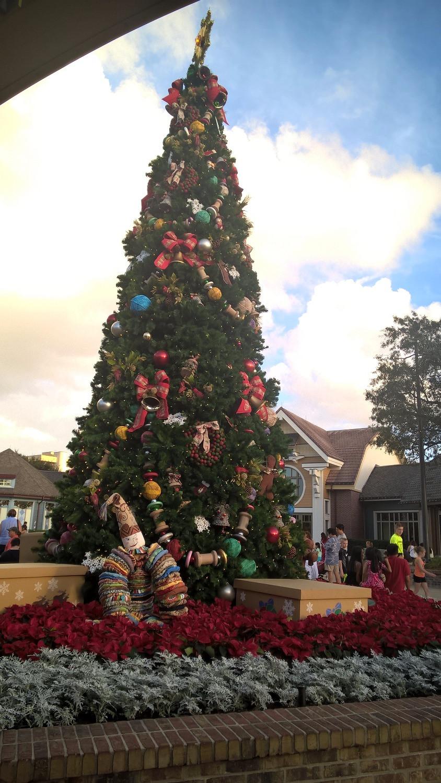Christmas at Disney Springs