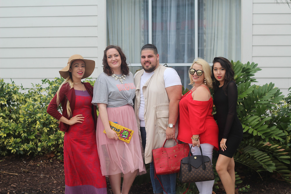 Orlando fashion bloggers - otownbloggersquad - Orlando fashion blogger - Katrina Belle Beauty - Katrina Belle - Romantic Realist Style - Anz of Athyn