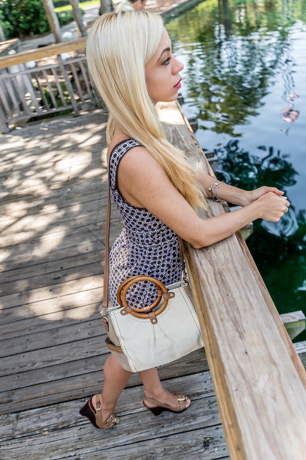 Katrina Belle - Katrina Belle Beauty - Orlando fashion blogger - Daniel Bastos Photography - Downtown Orlando - Lake Eola Park