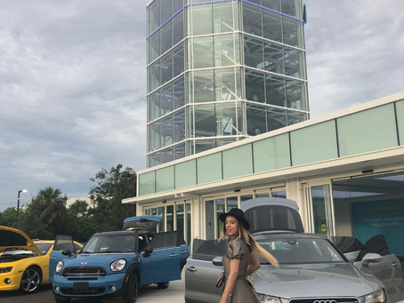 Carvana Blogger Event
