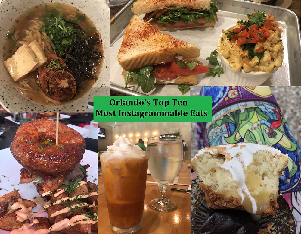 Katrina Belle Beauty - Orlando Food Blogger - Orlandos Top Ten Most Instagrammable Eats - Where to Eat in Orlando Florida