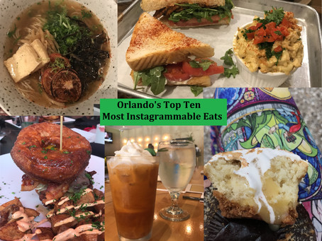 Orlando's Top 10 Most Instagrammable Eats