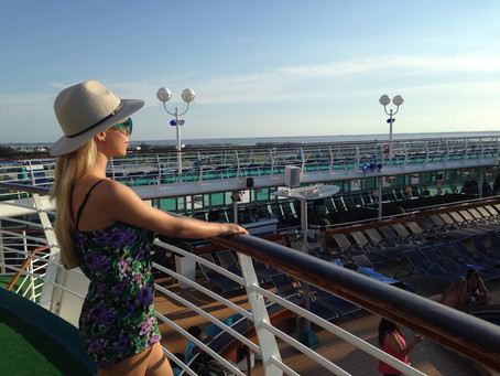 Cruise from Port Canaveral, Florida to the Bahamas
