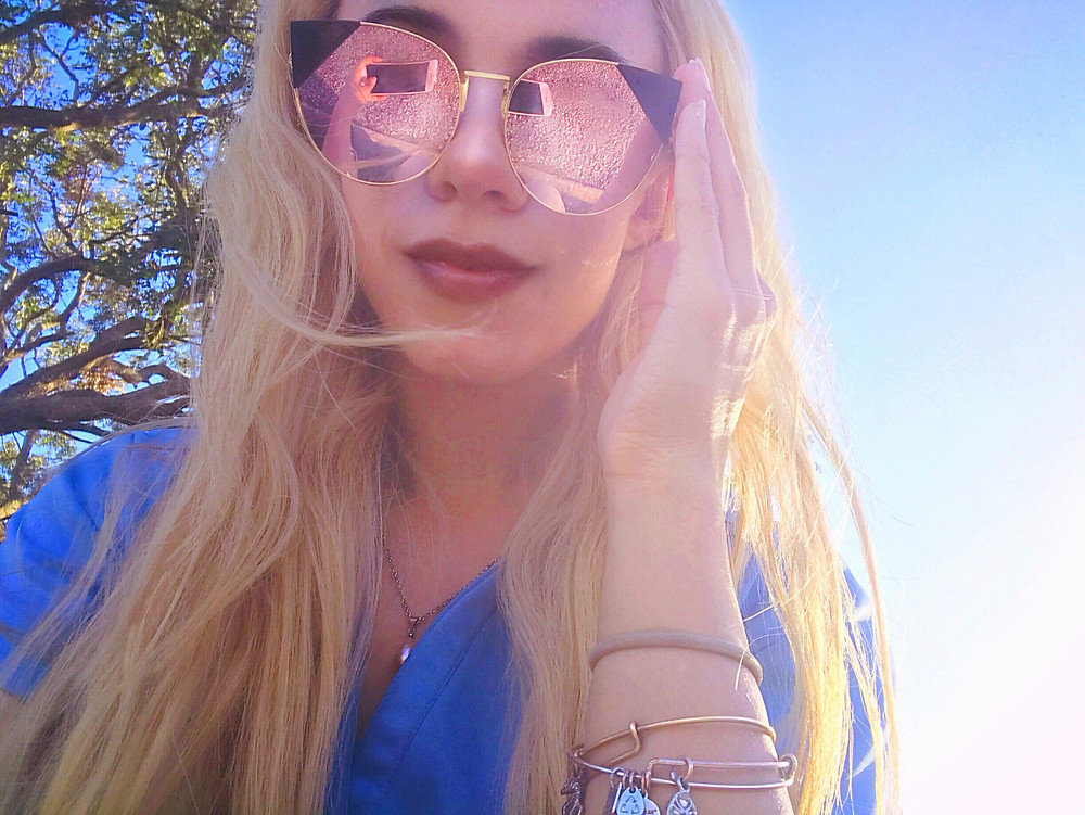 Katrina Belle - Nora NYC Sunglasses Brand Ambassador