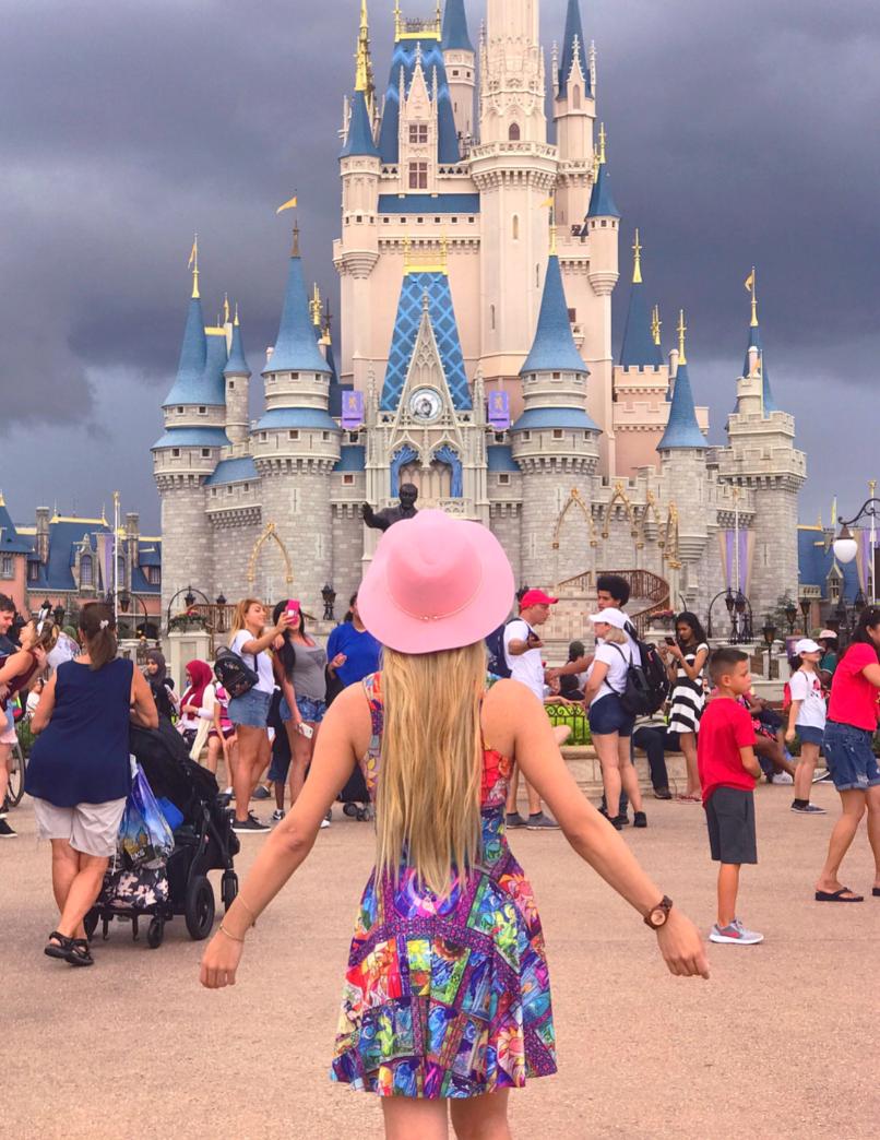 Katrina Belle Beauty - Disney blogger - Katrina Belle - Disney's Magic Kingdom - Disney bloggers - Orlando fashion blogger - Orlando blogger