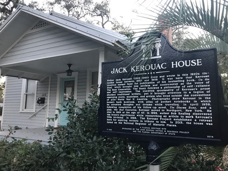 30th Anniversary of the Jack Kerouac Project