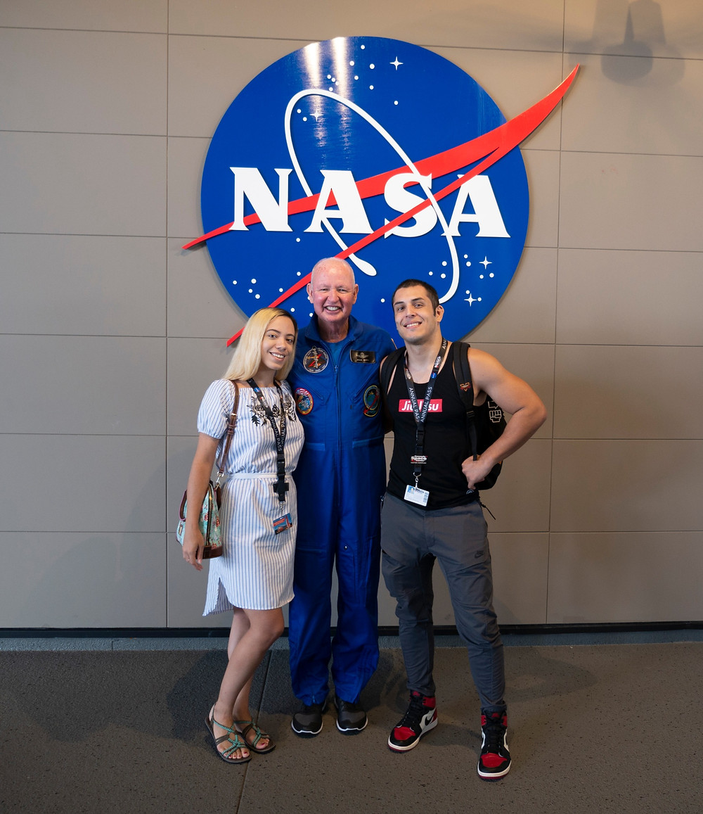 Kennedy-Space-Center-Lunch-with-an-Astronaut
