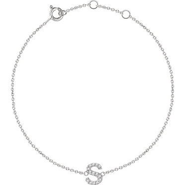 The Minimal Initial Diamond Bracelet
