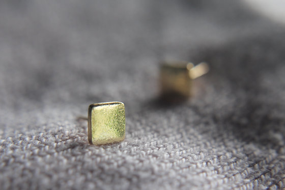 Essential Square Earrings