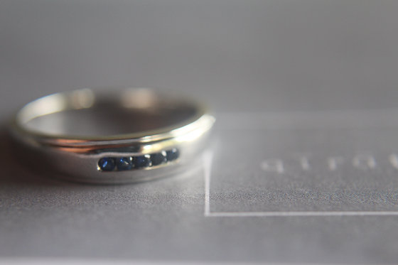 The Five Stone Wedding Ring
