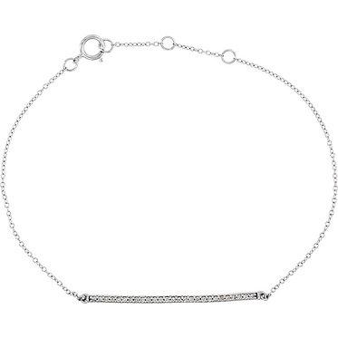 The Minimal Bar Bracelet