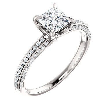 The Accented Square Full Solitaire