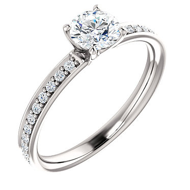 The Essential Round Accented Solitaire
