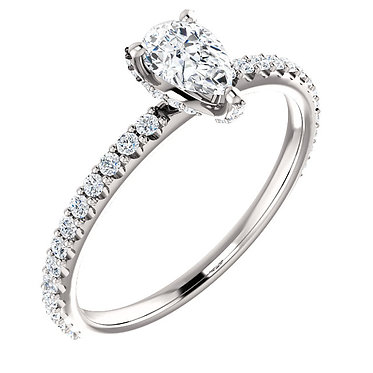 The Essential Accented Pear Solitaire