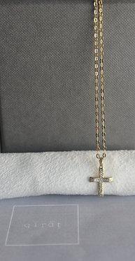 Cross Pendant & Necklace